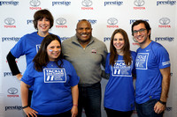 2016-0507 Tackle Kids Cancer @Prestige Toyota, Ramsey
