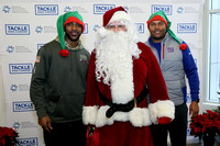 2017-1209 Breakfast with Santa at HackensackUMC Fitness & Wellness Powered by The Giants, Maywood