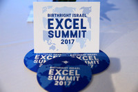 2017-1104 Birthright Israel Excel Summit, NYC